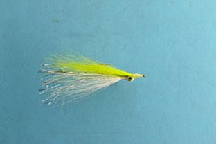 Dahlberg Rabbit Strip Diver Olive 1//0 Saltwater Hook